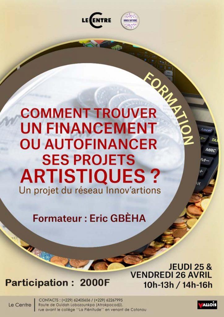 Comment trouver un financement ou autofinancer ses projets artistiques ?