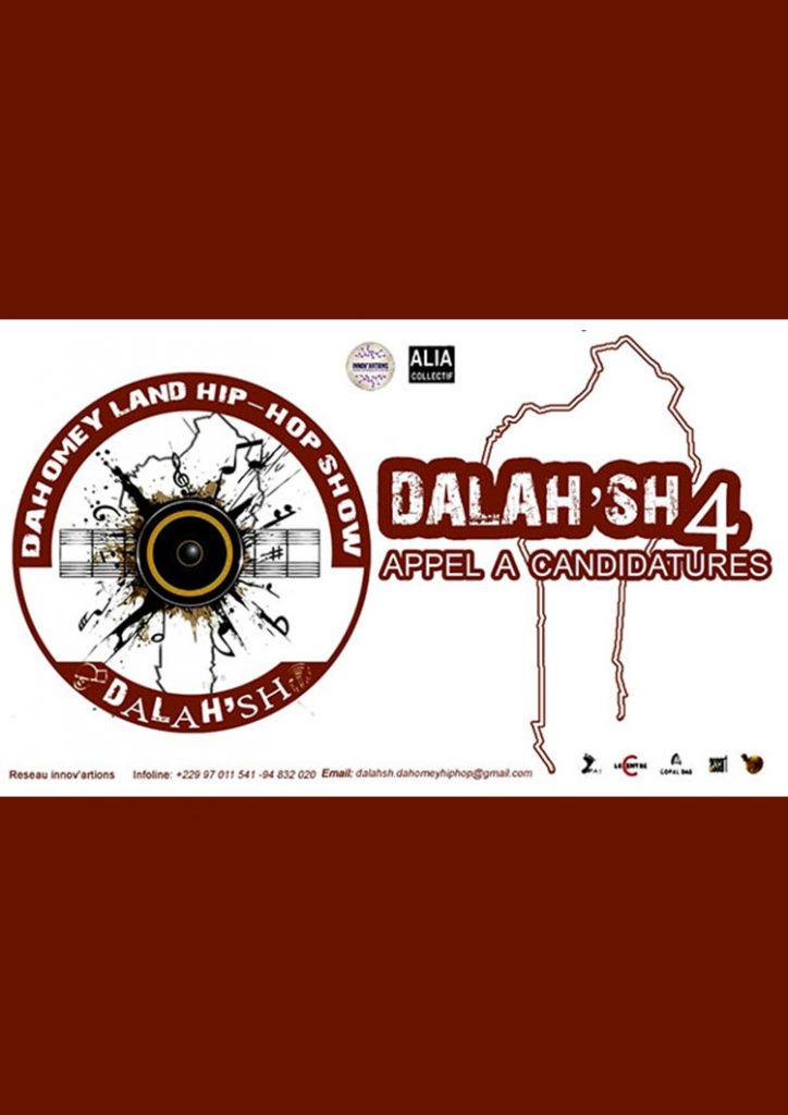 Dahomey Land Hip-Hop Show #4 - Appel à candidatures